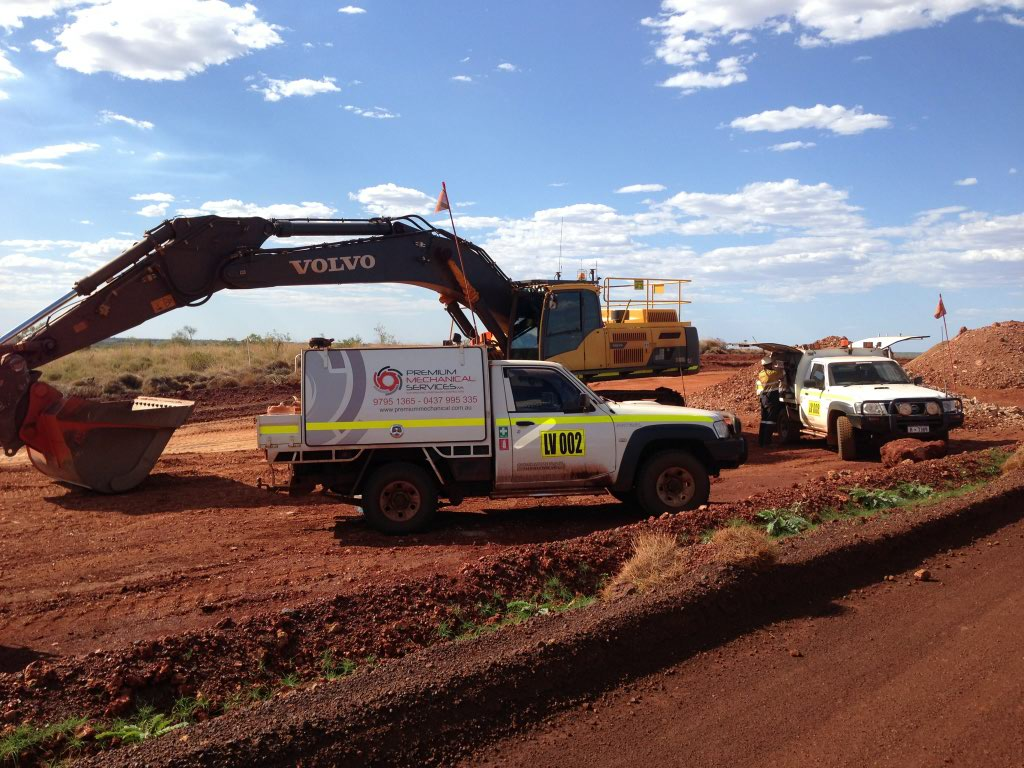 Premium Mechanical Group Field Services Mine
