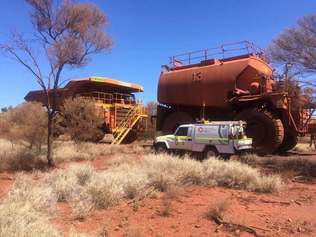 LV030 on-site equipment repair